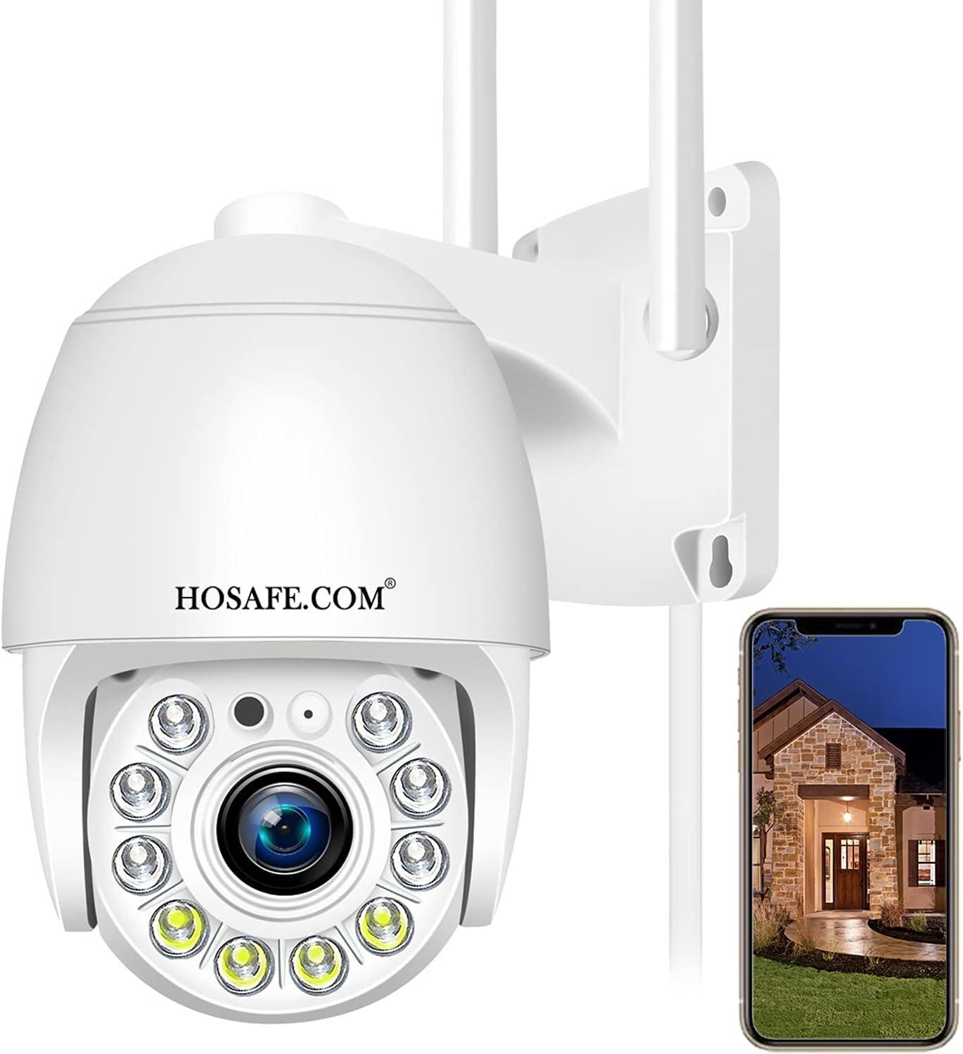 HOSAFE.COM Wireless WiFi Security Camera Outdoor $39.99 Coupon