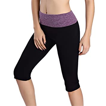 SYW Pantalones de Deporte Yoga Body Tights Ladies ...