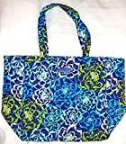 Vera Bradley Grand Tote 2.0 – Katalina Blues – NWT For Sale