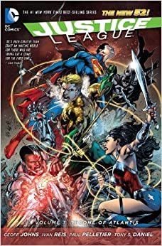 Book Justice League Volume 3: Throne of Atlantis TP (The New 52)