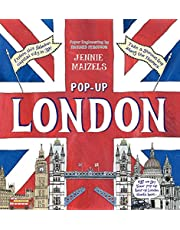 Pop-up London [Idioma Inglés]