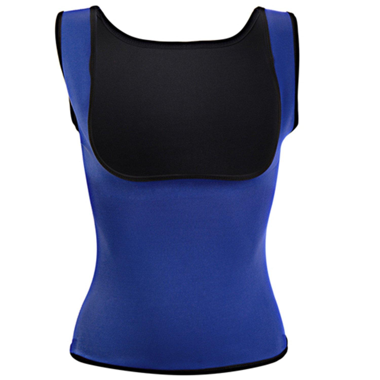 Robert Reyna Shapewear-bodysuits UNDERWEAR レディース B076J9TH7W  ブルー Large