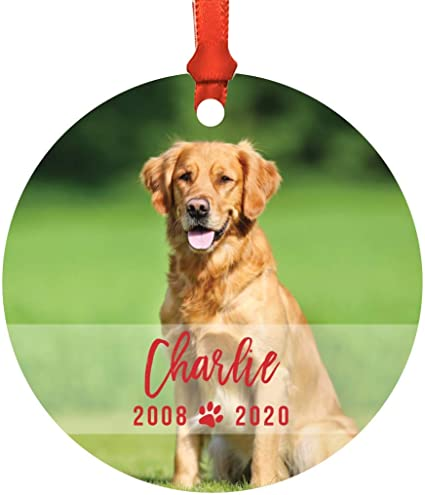Christmas + Presents + Dogs + Cats + Pets + 2020 Amazon.com: Andaz Press Photo Personalized Memorial Dog Cat Pet