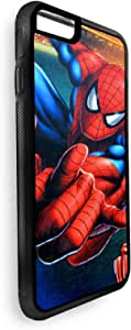 Decalac spiderman Printed Case for iPhone 8 Plus
