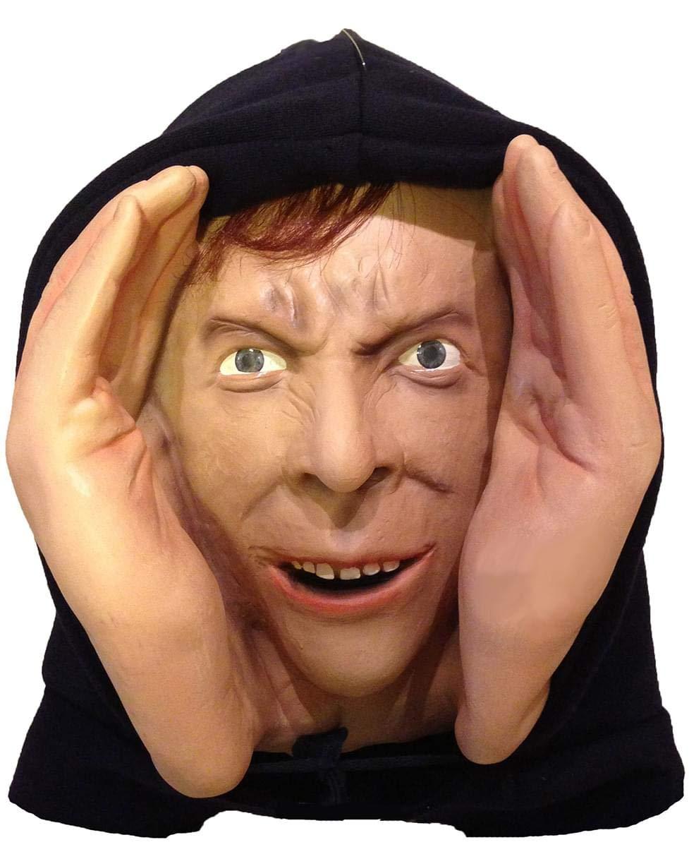 Fiducie /à la vie Peeper Prop de fen/être effrayant D/écorations Halloween Effrayant Peeper Peeping Tom
