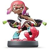 Nintendo amiibo - Inkling Girl (Neon Pink) (Splatoon series) Japan Import (Original Version)