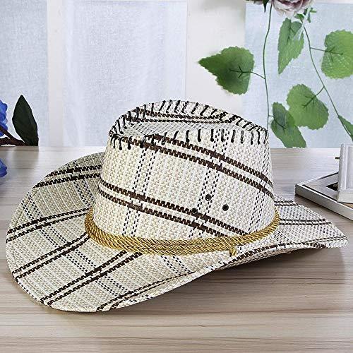 NANSHIY Cowboy Hat Tourist Caps for Kid Boy Party Costumes Cowgirl Cowboy Hat s Western Cowboy Hat s Sun Hat Fashion 1]()