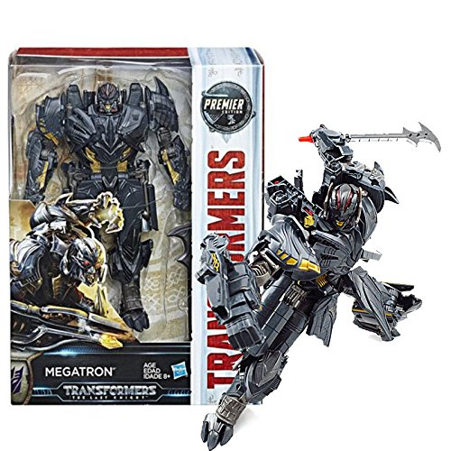 Shalleen Transformers MV5 The Last Knight Premier Voyager Megatron #In Stock