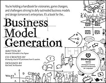 Model canvas book business