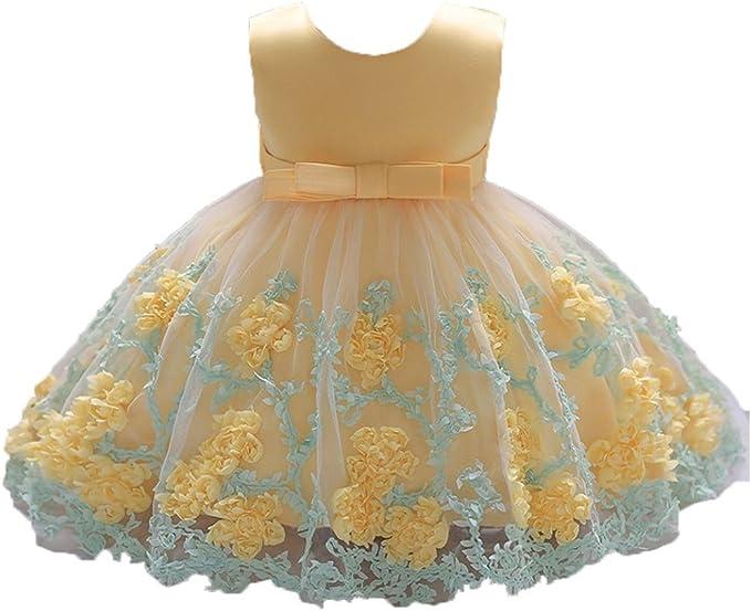 Vestiti Cerimonia 18 Mesi.Uomogo Vestito Ragazze Bambina Farfalla Cerimonia Elegante
