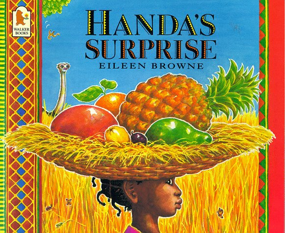 Handa's Surprise: Amazon.co.uk: Eileen Browne: Books