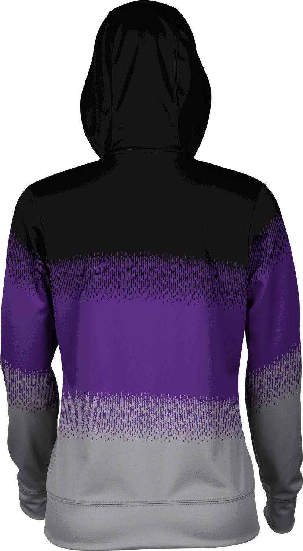 Women/'s University of the Incarnate Word Grunge Hoodie Sweatshirt Apparel