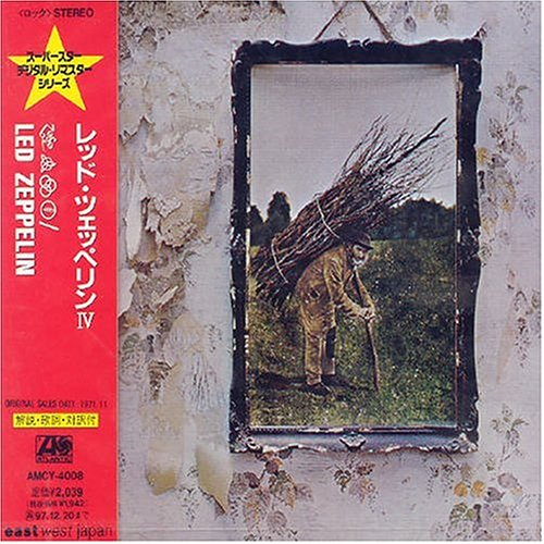 Price comparison product image Led Zeppelin IV