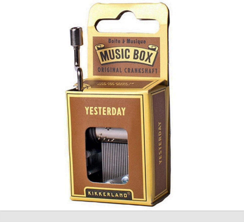 KIKKERLAND Here Comes The Sun Music Box