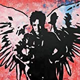 MR.BABES - ''Dogma: The Metatron (Alan Rickman)'' - Original Pop Art Painting - Movie Portrait