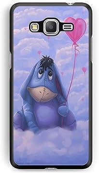 Coque Samsung Galaxy Grand Prime Bourriquet Disney Swag Eeyore Winnie REF11467