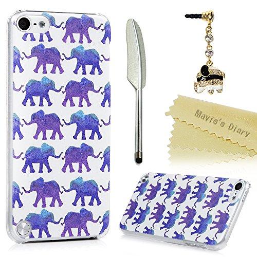 Maviss Diary Elephants Pattern Generation