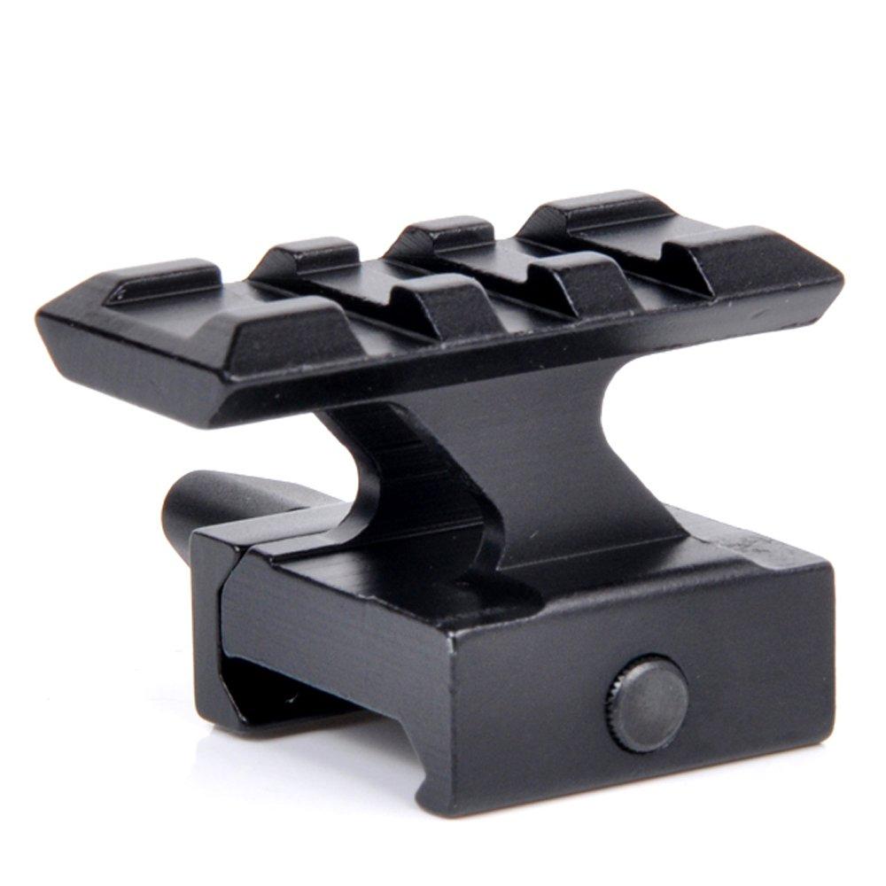 Calitte Lockdown Series Lightweight Riser Mount High Profile 3 Slot