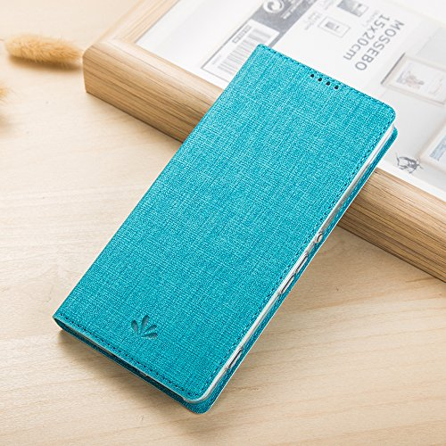 Wallet Flip Leather Case Cover For OnePlus 3T / OnePlus 3 (Blue) - 4
