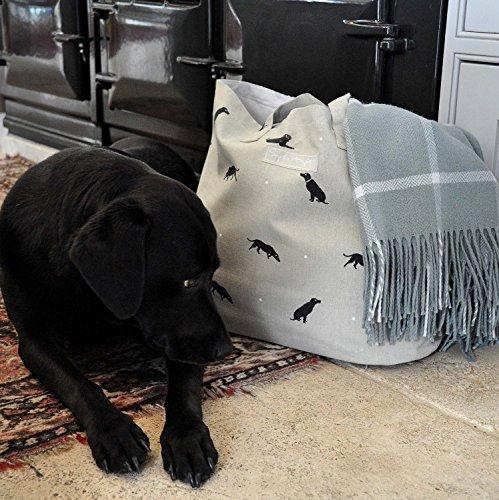 Sophie Allport Everyday Shoulder Bag–Labrador Design