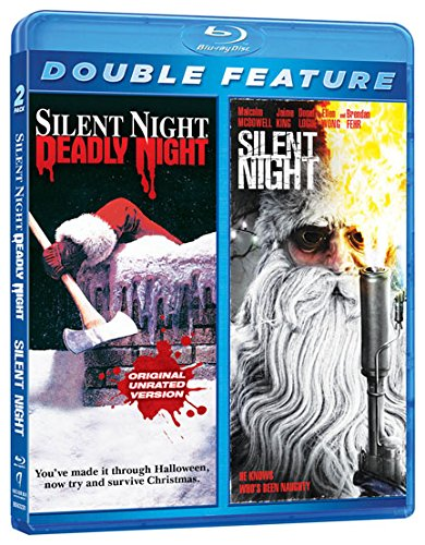 Silent Night, Deadly Night (1984) / Silent Night (2012) Double Feature [Blu-ray]