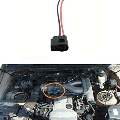 Amazon.com: Motoparty Ignition Coil Connector Pigtail Plug ... on 1991 corvette engine, 1991 jetta engine, 1991 cherokee engine, 1991 cressida engine, 1991 previa engine, toyota tercel engine, 1991 corolla engine, 1991 celica engine, 1991 land cruiser engine, 1991 mustang engine, 1991 camaro engine, 1991 supra engine, 1991 suburban engine, toyota supra engine, 1991 240sx engine, 1991 f-250 engine, 1991 sienna engine, 1991 mr2 turbo engine, toyota hilux engine,