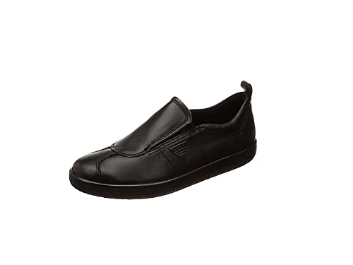 ECCO Soft 1, Sneakers Basses Femme: : Chaussures et