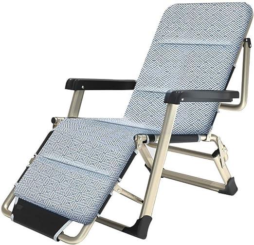 HZC Tumbonas y sillones reclinables de jardín de Gran tamaño en el ...