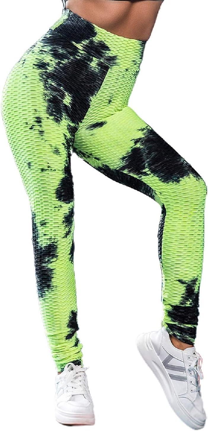 UMIPUBO Mallas Pantalones Deportivos Leggings Mujer Alta Cintura Yoga Running Training Fitness con Gran Elásticos y Transpirables