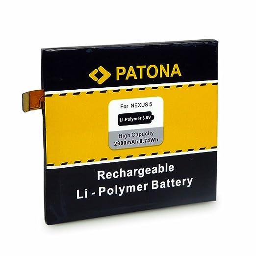 85 opinioni per Batteria BL-T9 | BLT9 per LG Nexus 5,