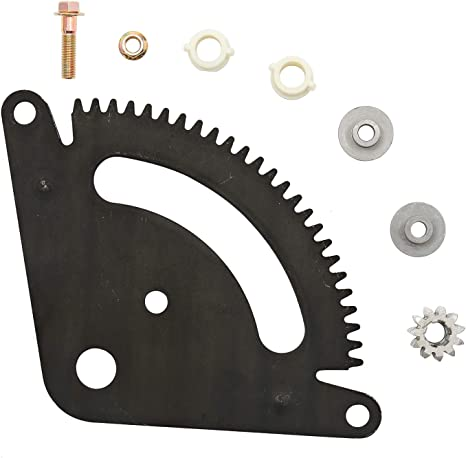 HQPASFY Steering Sector Pinion Gear Rebuild Kit Replacement for John Deere L Serie Lawn Tractors Replaces# GX20052BLE GX20053 GX20054 GX21994