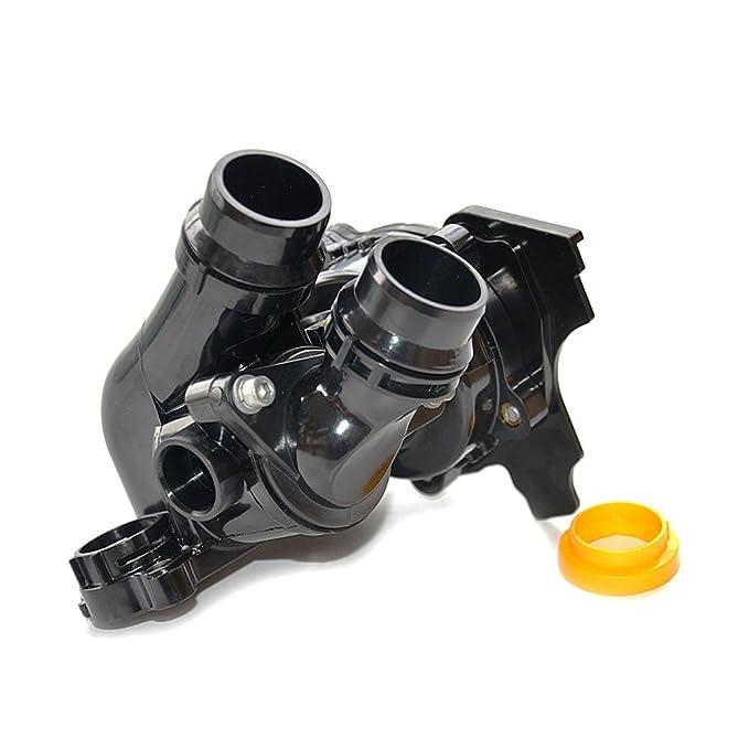 06H121026T Bomba de agua termostato montaje para VW Golf Jetta GTI Passat Tiguan 1.8T 2.0T: Amazon.es: Coche y moto