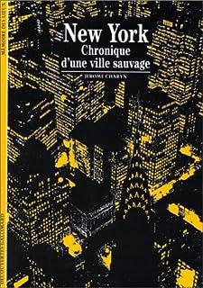 New York : chronique d'une ville sauvage, Charyn, Jérôme
