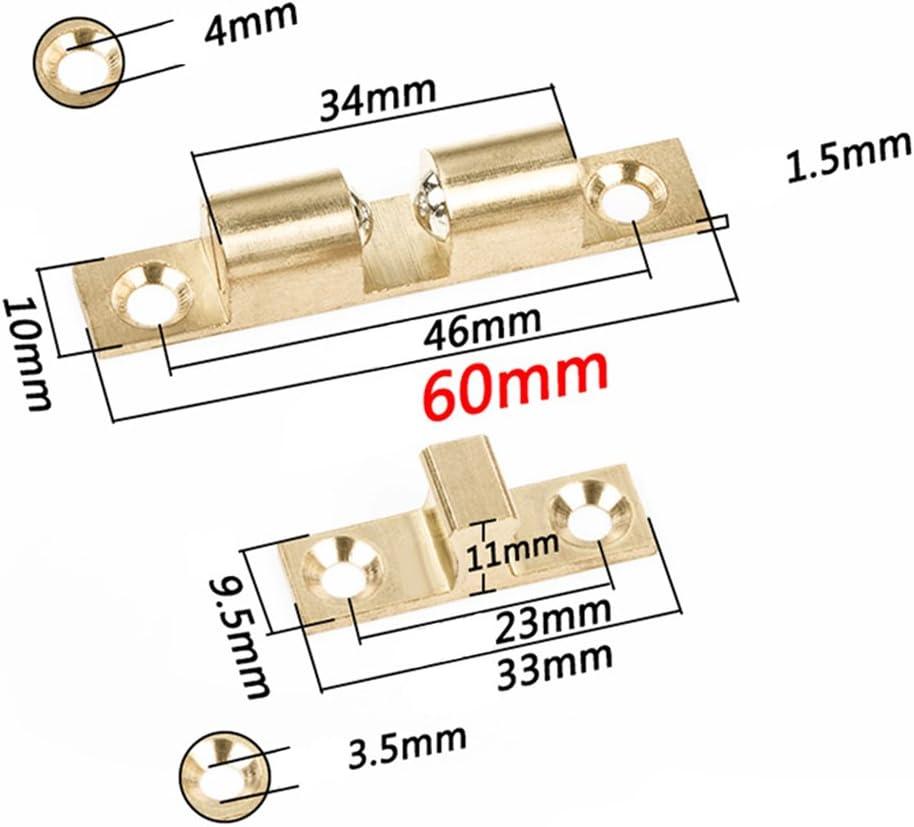 35mm petsola T/ürstopper Wandt/ürstopper T/ürpuffer T/ürhalter T/ürfeststeller T/ür Stopper D/ämpfer