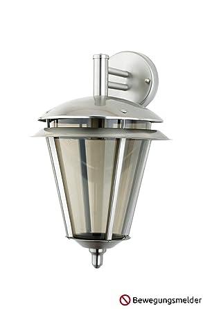 Aussenlampe Wandlampe Aussenleuchte Edelstahl Aussenbeleuchtung Led