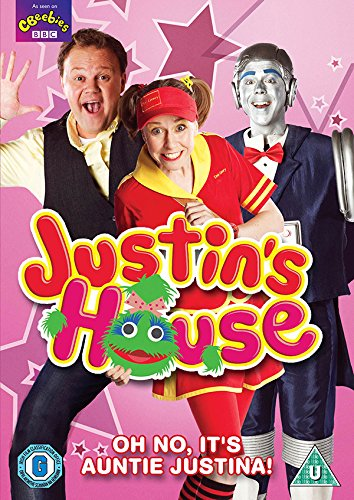 - Justin's House: Oh No, It's Auntie Justina! [DVD]