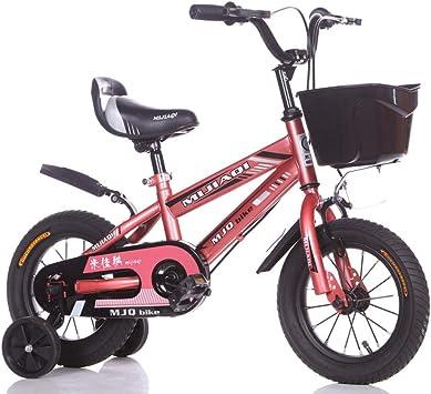 WY-Tong Bicicleta Infantil Bicicletas Infantiles 14-16-18 Pulgadas ...