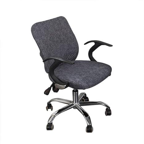Yunt Set Di Coprisedia Elastici Con Motivo Rivestimento Per Sedie Da Ufficio Rivestimento Elasticizzato Per Sedie Moderne Protezione Delle Sedie