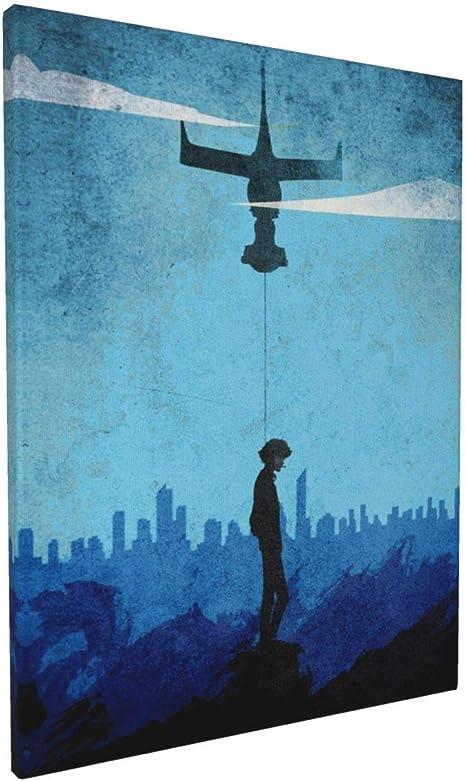 Cowboy Bebop Japan Anime TV Series Canvas Silk  Poster Home Decor Print 24x36