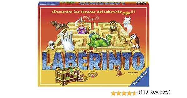 Ravensburger- Juego de Mesa Laberinto (26324 0): Amazon.es ...