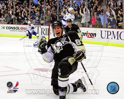 (Sidney Crosby Pittsburgh Penguins 2013 NHL Action Photo 8x10 #3)