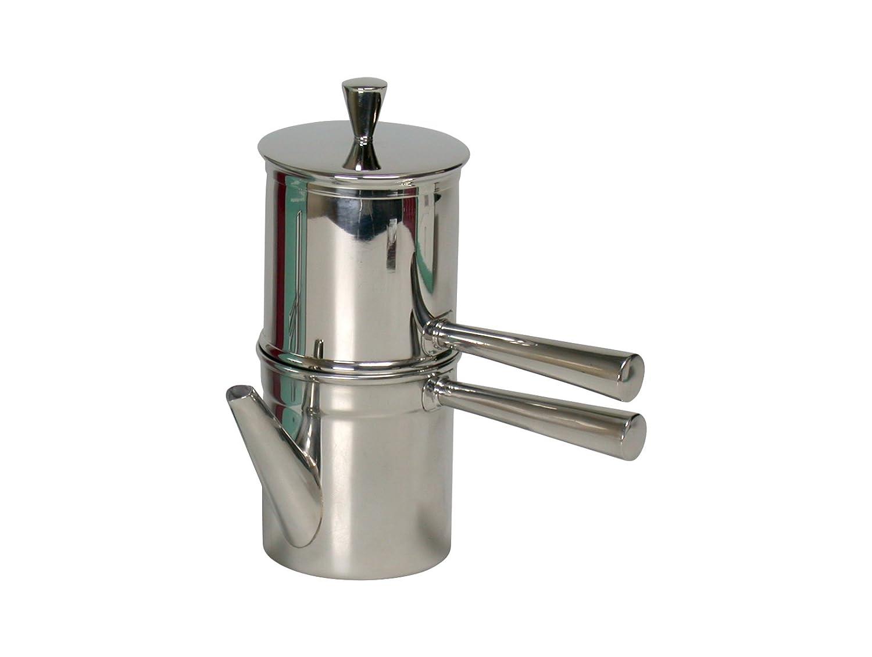 Neapolitan Espresso Maker 2 Cup Ilsa Art.8
