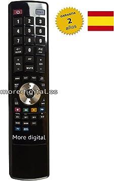 Panasonic VIERA Reemplazo mando a distancia MD MANDOS: Amazon.es ...