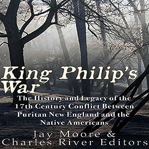 King Philip's War Audiobook