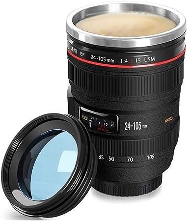 Tazza a forma di obiettivo fotografico cefrank EFH-11