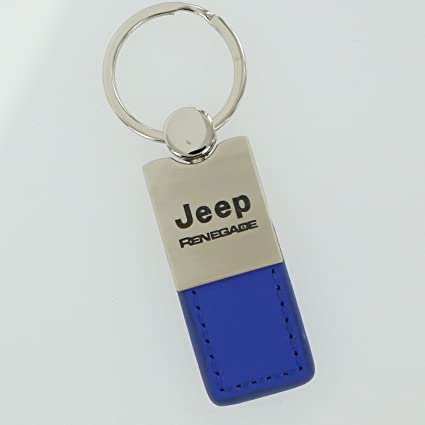 Amazon.com: Au-Tomotive Gold, INC. Jeep Renegade Blue ...