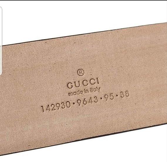 Gucci - Ceinture en cuir pour homme DOUBLE G (397660APOON1000) - noir, 85   Amazon.fr  Vêtements et accessoires b53779a6df0