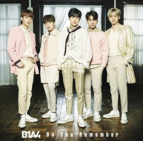 CD : B1A4 - Do You Remember: Version A (Japan - Import, 2PC)