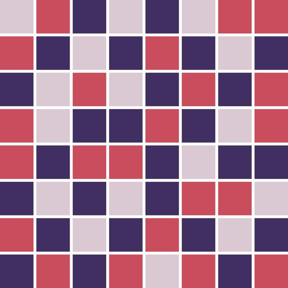 PrintYourHome Fliesenaufkleber für Küche und Bad     Mosaik Sinfonie glänzend   Fliesenfolie für 20x25cm Fliesen   42 Stück   Klebefliesen günstig in 1A Qualität B072BYD2RX Fliesenaufkleber 996ab0