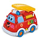 eastsun Baby Fire Truck Learning Toys For 2 Year Old
